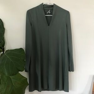 Long sleeved swing dress from COS